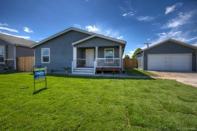 251 S FULTON AVE, FORT LUPTON, CO 80621 - Photo 1