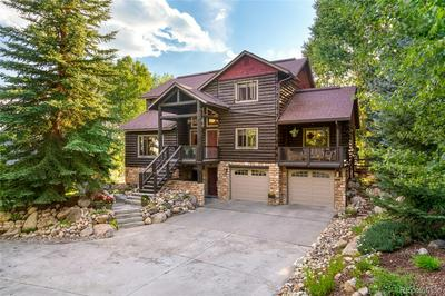 629 MEADOWBROOK CIR, Steamboat Springs, CO 80487 - Photo 1