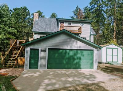 11155 KENNEDY AVE, Conifer, CO 80433 - Photo 1