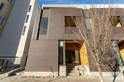 3233 TEJON ST APT 101, Denver, CO 80211 - Photo 1