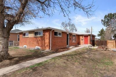 2831 W PARK PL, Denver, CO 80219 - Photo 1