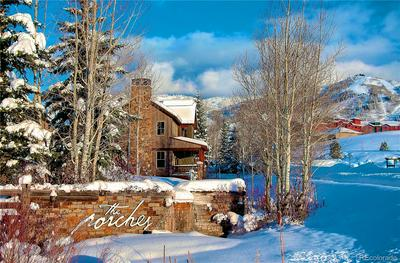 1317 TURNING LEAF - FRACTIONAL DEED E COURT, Steamboat Springs, CO 80487 - Photo 1
