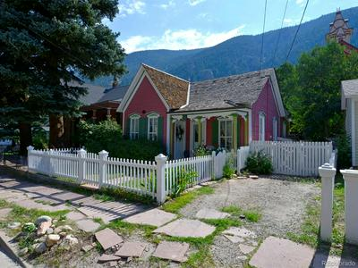 806 ROSE ST, Georgetown, CO 80444 - Photo 1