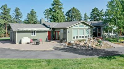 13502 S WAMBLEE VALLEY RD, Conifer, CO 80433 - Photo 1