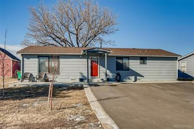 335 GRAPE ST, Hudson, CO 80642 - Photo 1