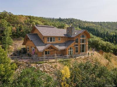28155 VALLEY VIEW LN, Steamboat Springs, CO 80487 - Photo 1