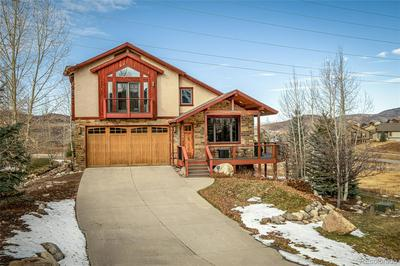 1095 LONGVIEW CIR, Steamboat Springs, CO 80487 - Photo 1