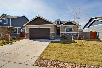 110 BLUEBELL CT, Wiggins, CO 80654 - Photo 2