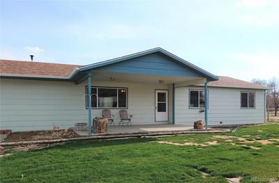 502 CLIFFORD ST, Hillrose, CO 80733 - Photo 1