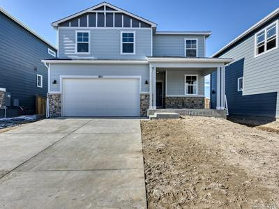 651 SILVER ROCK TRL, Castle Rock, CO 80104 - Photo 1