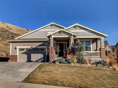 3708 EVENINGGLOW WAY, Castle Rock, CO 80104 - Photo 1