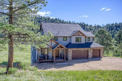 33821 NATURAL SPRING RD, Pine, CO 80470 - Photo 1