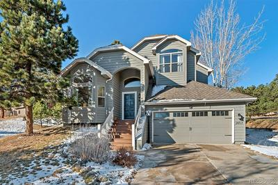 2857 EAGLE VIEW CT, Evergreen, CO 80439 - Photo 1