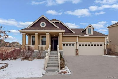 3018 EL NIDO WAY, Castle Rock, CO 80108 - Photo 1