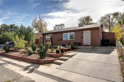 4552 W GILL PL, Denver, CO 80219 - Photo 1