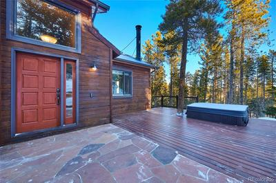 291 ALPINE DR, NEDERLAND, CO 80466 - Photo 2