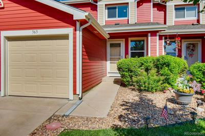 363 MONTGOMERY DR, Erie, CO 80516 - Photo 1
