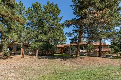 8788 TANGLEWOOD RD, Franktown, CO 80116 - Photo 1