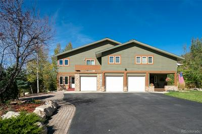 1820 HUNTERS DR, Steamboat Springs, CO 80487 - Photo 1