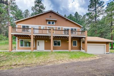 7925 S FIREHOUSE HILL RD, Morrison, CO 80465 - Photo 2