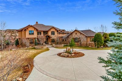 9650 S COUGAR RD, Littleton, CO 80127 - Photo 1