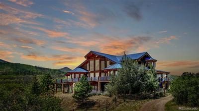 1390 MOUNTAIN VALLEY RD, La Veta, CO 81055 - Photo 1