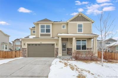 346 MATSUNO ST, BRIGHTON, CO 80601 - Photo 1