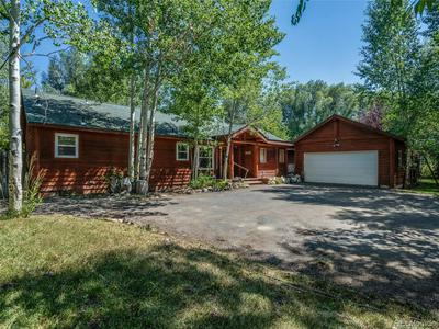 3332 WILLOW BROOK CT, Steamboat Springs, CO 80487 - Photo 1