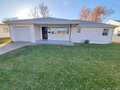 729 DIANA ST, Fort Morgan, CO 80701 - Photo 1