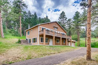 7925 S FIREHOUSE HILL RD, Morrison, CO 80465 - Photo 1
