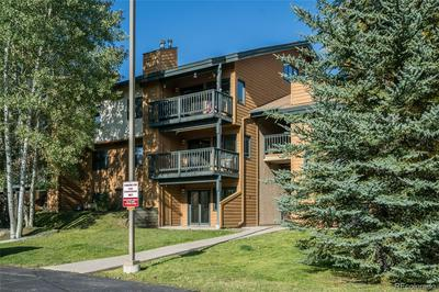 460 ORE HOUSE PLZ # 103, Steamboat Springs, CO 80487 - Photo 1