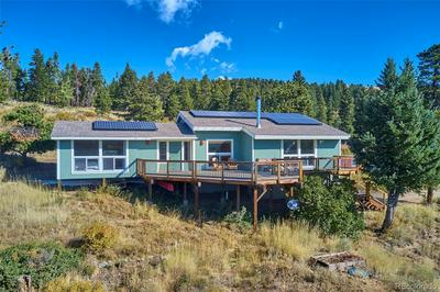 27036 BOULDER CANYON DR, NEDERLAND, CO 80466 - Photo 1