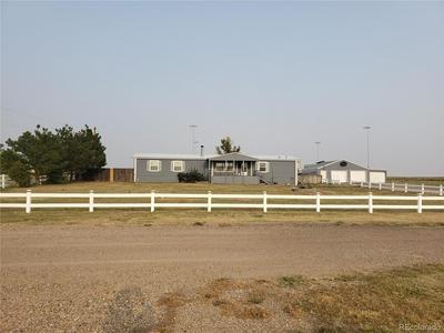 400 TEXAS AVE, Seibert, CO 80834 - Photo 1
