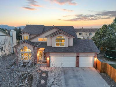 8560 CANDLEFLOWER CIR, Colorado Springs, CO 80920 - Photo 1
