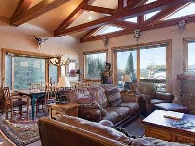 2149 OVERLOOK DR # 105, Steamboat Springs, CO 80487 - Photo 2