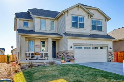 543 COUNTRY RD, Berthoud, CO 80513 - Photo 1