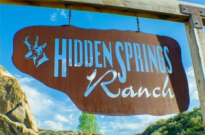 38625 HIDDEN SPRINGS DR, Hayden, CO 81639 - Photo 1