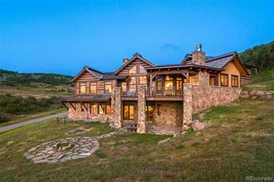 27200 COWBOY UP RD, Steamboat Springs, CO 80487 - Photo 1