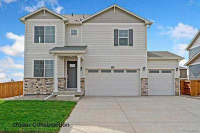 2425 MOUNTAIN SKY DRIVE, Fort Lupton, CO 80621 - Photo 1
