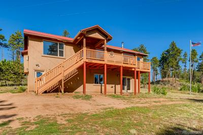 3980 PAINTED ROCKS RD, Woodland Park, CO 80863 - Photo 1