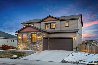 4000 SPANISH OAKS CT, Castle Rock, CO 80108 - Photo 1