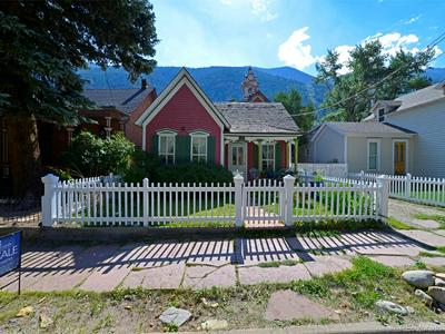 806 ROSE ST, Georgetown, CO 80444 - Photo 2
