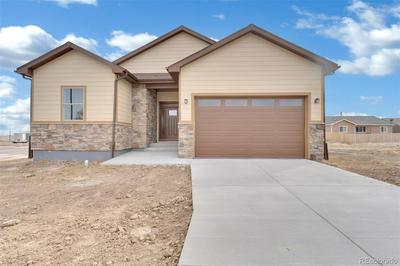 140 JOHNSON CIR, KEENESBURG, CO 80643 - Photo 1