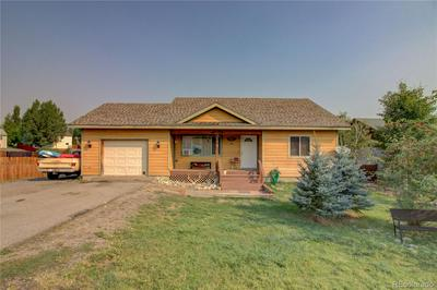 304 HONEYSUCKLE DR, Hayden, CO 81639 - Photo 1