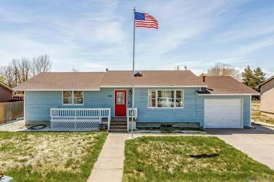 955 G AVE, Limon, CO 80828 - Photo 1