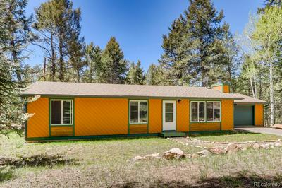 30806 KINGS VALLEY WAY, Conifer, CO 80433 - Photo 1