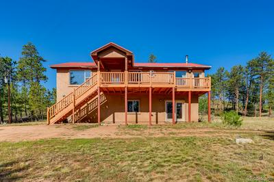 3980 PAINTED ROCKS RD, Woodland Park, CO 80863 - Photo 2