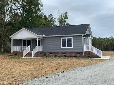 6025 OLD CARRSVILLE RD, Isle of Wight County, VA 23315 - Photo 1