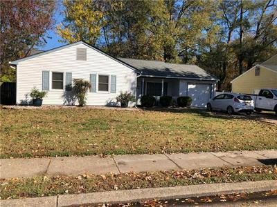 148 FAIRMONT DR, Hampton, VA 23666 - Photo 1