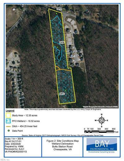 12.9AC BUTTS STATION ROAD, Chesapeake, VA 23320 - Photo 1